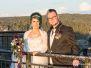Ines' und Christians Hochzeit (Bastei, Feuershow und Tanz)