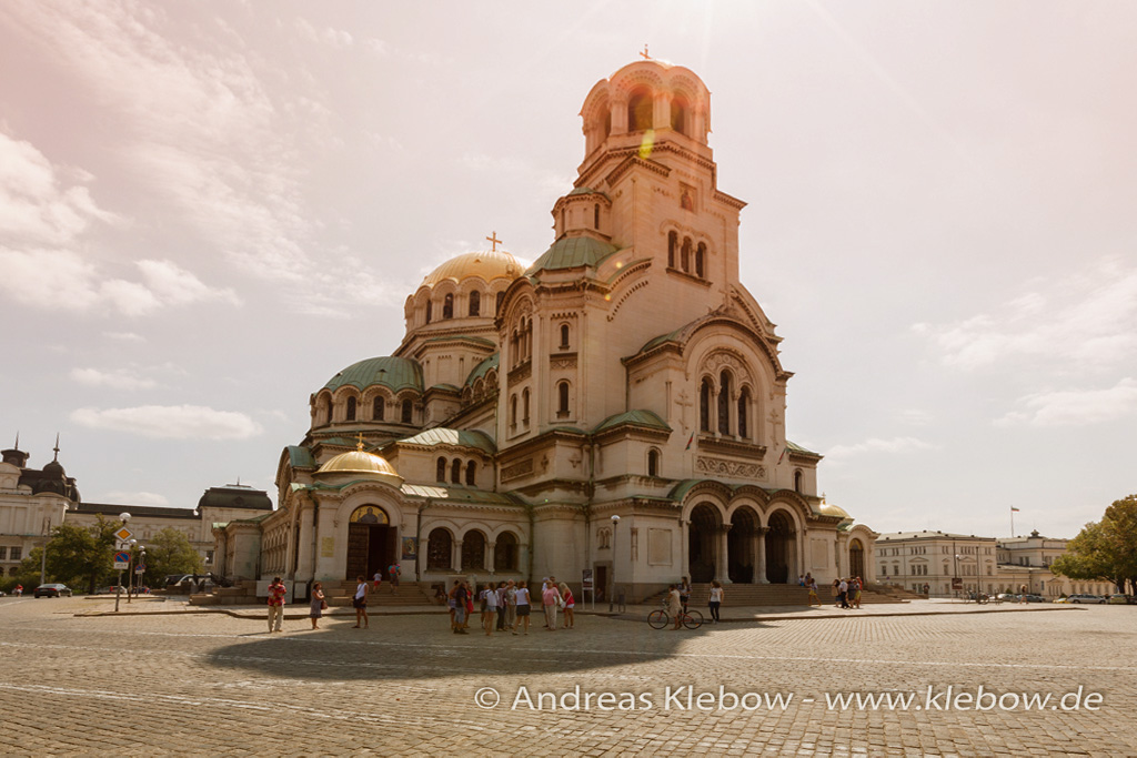 Alexander-Newski-Kathedrale, Sofia
