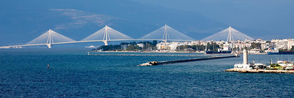 Hafenblick Patras